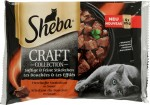 SHEBA CRAFT COLLECTION SOCZYSTE SMAKI 4x85g