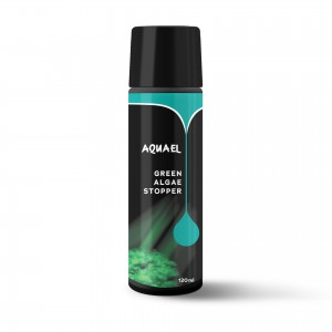 AQUAEL PŁYN GREEN ALGAE STOPPER 120ml NA GLONY