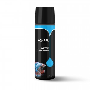 AQUAEL PŁYN WATER DEFENDER 120ml UZDATNIACZ WODY