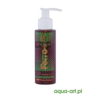 AQUA ART PLANTA GAINER PRO FERRO + 100ml
