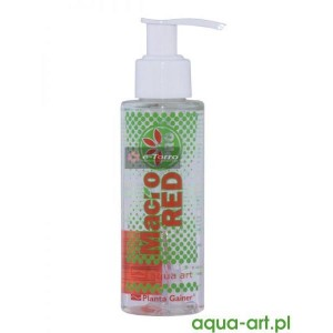 AQUA ART PLANTA GAINER PRO MACRO RED 100ml