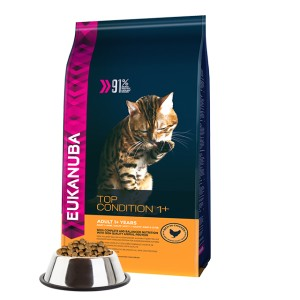 EUKANUBA CAT TOP CONDITION KURCZAK / INDYK 10kg