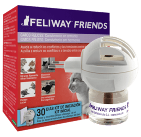 CEVA FELIWAY FRIENDS ZESTAW FUMIGATOR 48ml