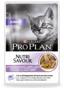PURINA PROPLAN CAT NUTRISAVOUR JUNIOR saszetka 85g