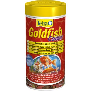 TETRA GOLDFISH ANIMIN COLOUR 250ML