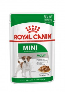ROYAL WET. CANIN MINI ADULT saszetka 85g