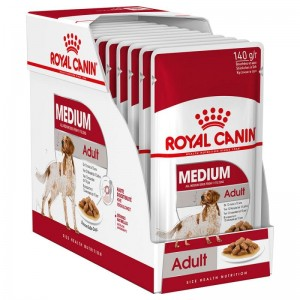 ROYAL WET. CANINE MEDIUM ADULT saszetka 10x140g