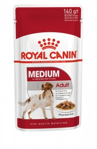 ROYAL WET. CANINE MEDIUM ADULT saszetka 140g