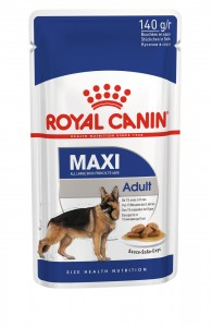 ROYAL WET. CANINE MAXI ADULT saszetka 140g