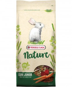 VERSELE - LAGA NATURE CUNI JUNIOR 700g