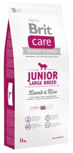 KARMA DLA PSA BRIT CARE JUNIOR LARGE BREED LAMB & RICE 12kg