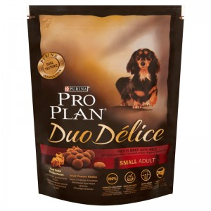 PURINA PROPLAN Duo Delice SMALL WOŁOWINA 700g