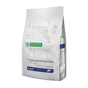 NATURES PROTECTION SUPERIOR CARE  HYPOALLERGENIC ADULT 1,5kg