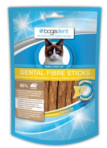 BOGAR DENTAL ENZYME FIBRE STICKS 50g DLA KOTA