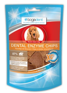BOGAR DENTAL ENZYME CHIPS 40g DLA PSA