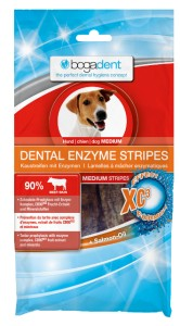 BOGADENT DENTAL ENZYME STRIPES MEDIUM 100g
