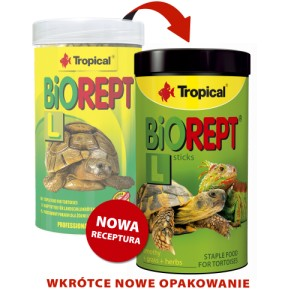 TROPICAL BIOREPT L 500ml / 140g