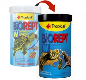 TROPICAL BIOREPT W 500ml / 150g