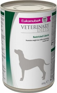 EUKANUBA VETERINARY DIETS RESTRICTED CALORIE 400g DLA PSA