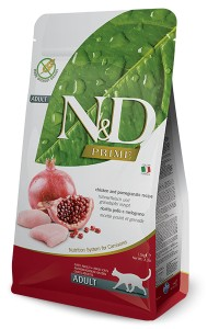 N&D PRIME CHICKEN & POMEGRANATE ADULT CAT 300g