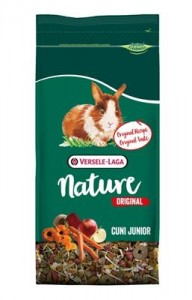 VERSELE - LAGA NATURE ORIGINAL CUNI JUNIOR 750g