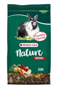 VERSELE - LAGA NATURE ORIGINAL CUNI 750g