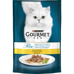 PURINA GOURMET PERLE CHICKEN 85g