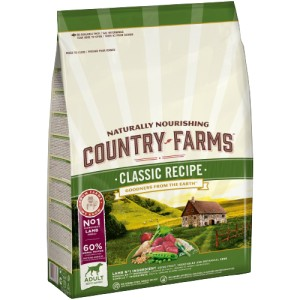 COUNTRY FARMS CLASSIC ADULT JAGNIĘCINA 2,5kg