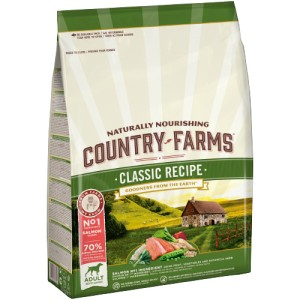 COUNTRY FARMS CLASSIC ADULT ŁOSOŚ 2,5kg
